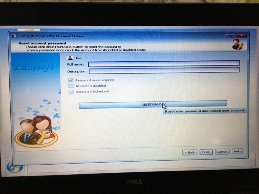 reset pass window 2