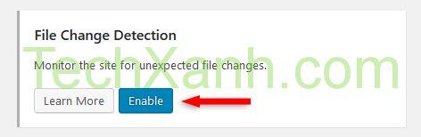file change detection